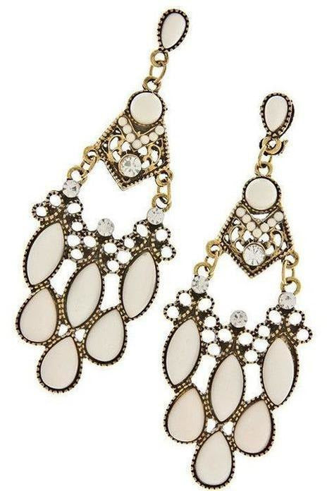 Cameron's Estate Earrings - RMC Boutique