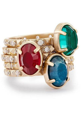 Kendra Scott: Darci Stackable Ring Set