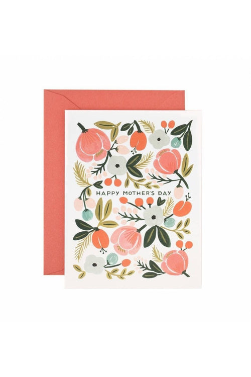 Rifle Paper Co.: Blooming Mother's Day Greeting Card - RMC Boutique