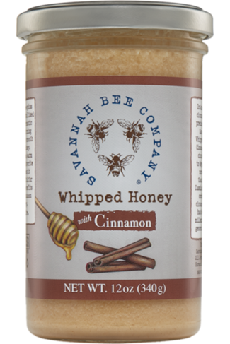 Whipped Honey with Cinnamon - RMC Boutique