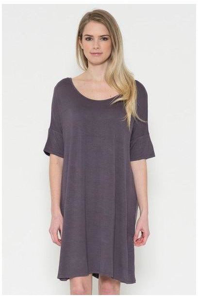 Comfy and Free Shift Dress - RMC Boutique