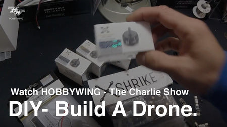 Vlog: Meet.Hobbywing - The Charlie Show 05