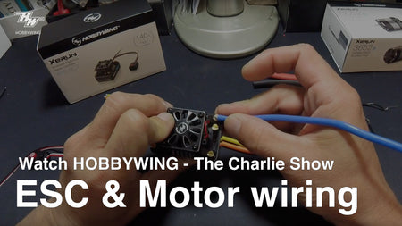 Vlog: Meet.Hobbywing - The Charlie Show 06