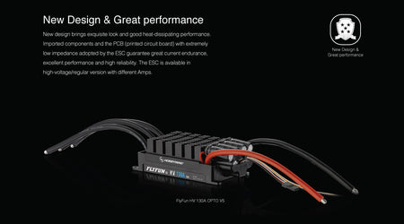 News: FLYFUN V5 ESC series released