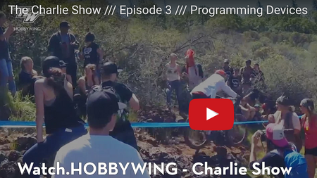Vlog: Meet.Hobbywing - The Charlie Show 03