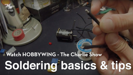 Vlog: Meet.Hobbywing - The Charlie Show 04
