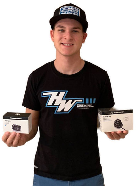 Blog: Spencer Rivkin Joins HOBBYWING RACING TEAM