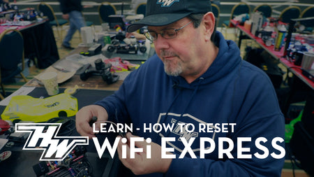 Learn: WiFi Express Module - Factory Reset