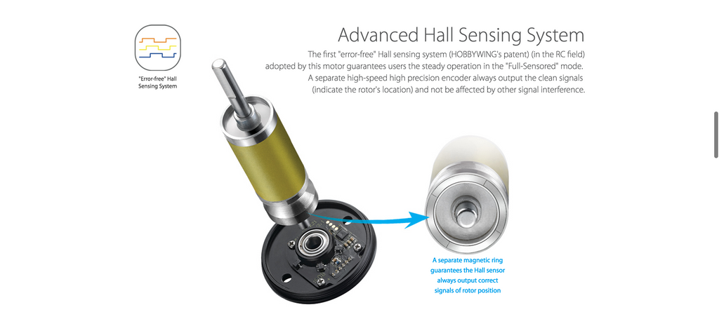 Advanced Hall Sensor System