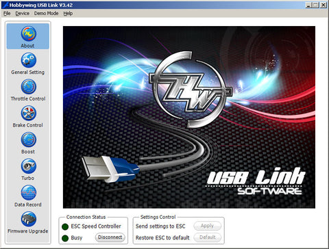 New Firmware Released for HOBBYWING ESC – HOBBYWING North