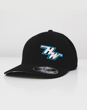 HOBBYWING Official Cap - FLEXFIT 'HW' Black