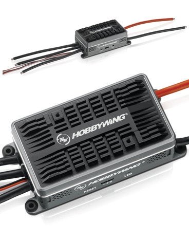 Platinum PRO V4 ESC , ESC for Aircrafts - Hobbywing, HOBBYWING North America - 1