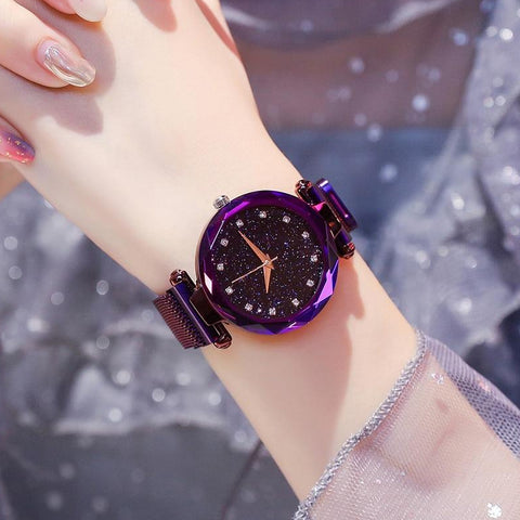 Fashion Diamond Female Wristwatches
