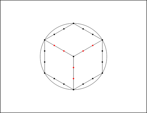 how to draw sacred geometry: step 6