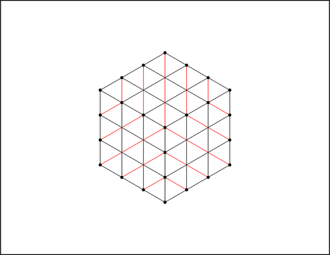 how to draw sacred geometry: step 8