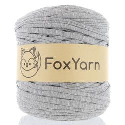T-Shirt Yarn - Ash Grey
