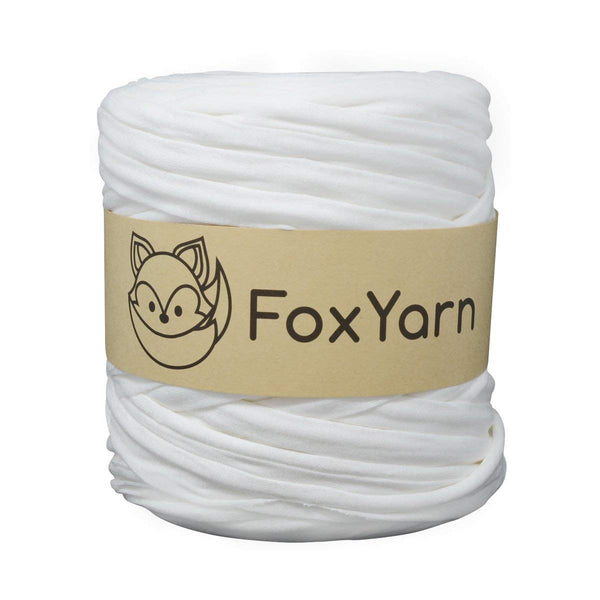 T-Shirt Yarn - White