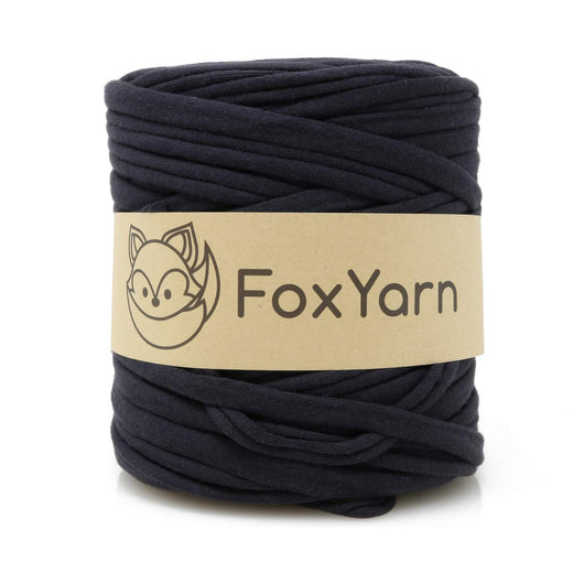 T-Shirt Yarn - Charcoal Grey