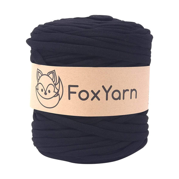 T-Shirt Yarn - Black
