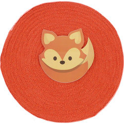 T-Shirt Yarn Lightweight Fabric Disc - ORANGE
