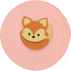T-Shirt Yarn Lightweight Fabric Disc - PEACH
