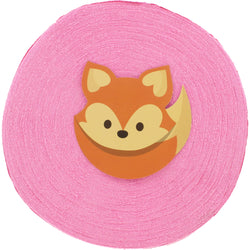 T-Shirt Yarn Lightweight Fabric Disc - PINK