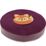 T-Shirt Yarn Lightweight Fabric Disc - GRAPE