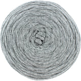 T-Shirt Yarn - Silver Grey