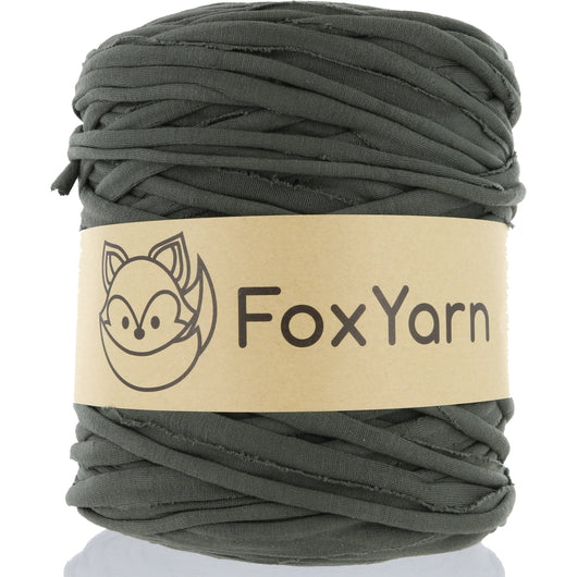 T-Shirt Yarn - Oregano Green