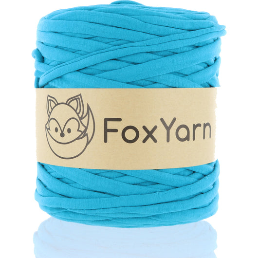 T-Shirt Yarn - Beyonce Blue