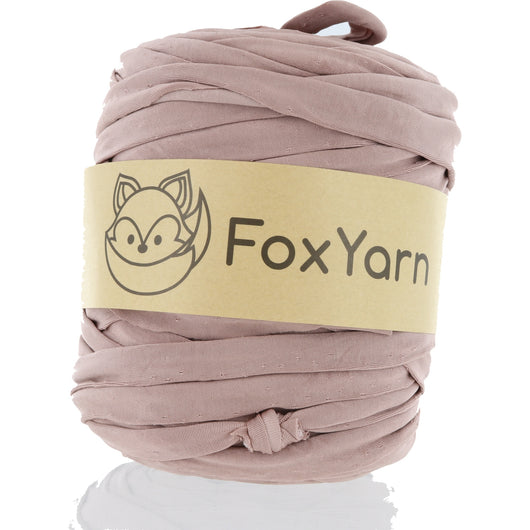 T-Shirt Yarn - Mauve