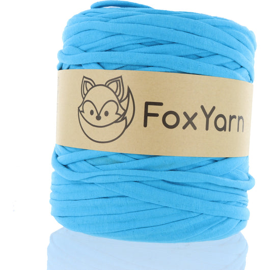 T-Shirt Yarn - Ice Breaker Blue