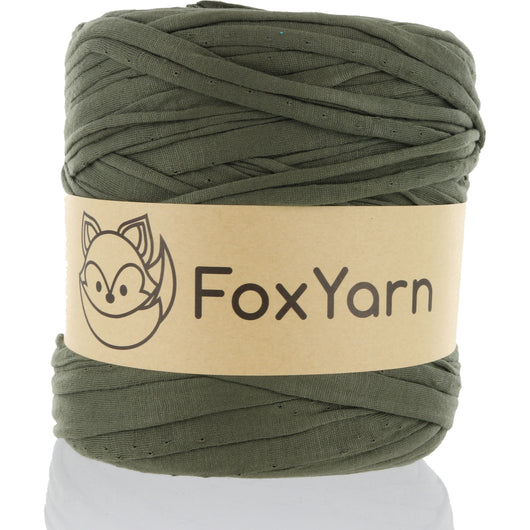 T-Shirt Yarn - Gator Green