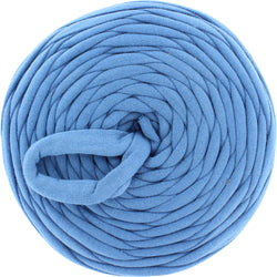T-Shirt Yarn - Barbados Blue