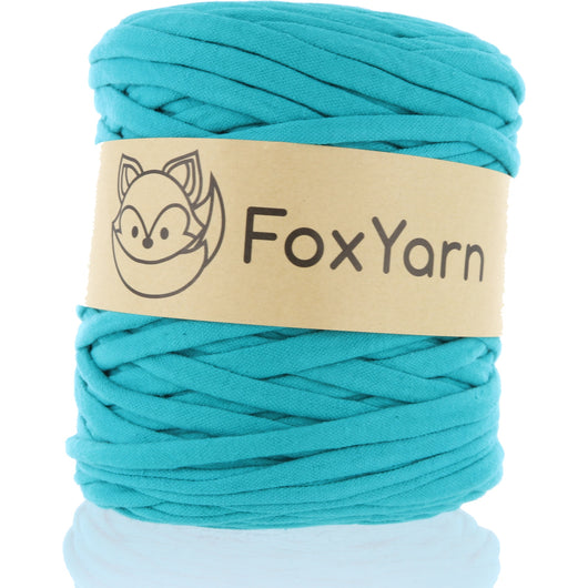 T-Shirt Yarn - Winter Blizzard Blue