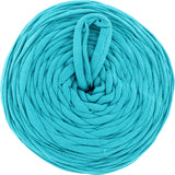 T-Shirt Yarn - Peacock Blue