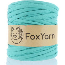 T-Shirt Yarn - Andes Green