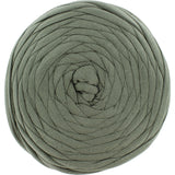 T-Shirt Yarn - Garbage Green
