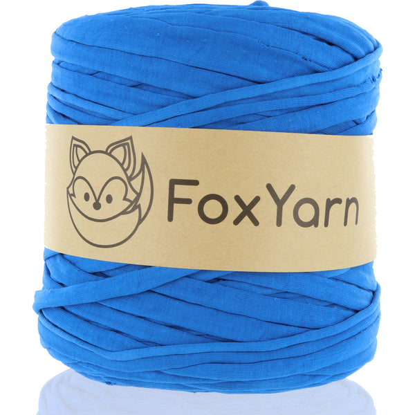 T-Shirt Yarn - Genie Blue