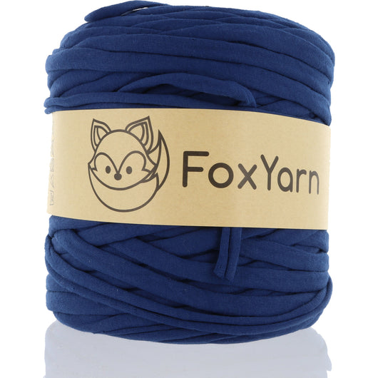 T-Shirt Yarn - Hudson Hornet Blue
