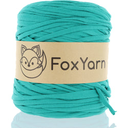 T-Shirt Yarn - Mermaidman Green