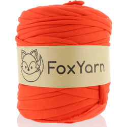 T-Shirt Yarn -  Halloween Orange