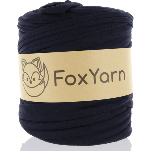 T-Shirt Yarn - Dark Indigo