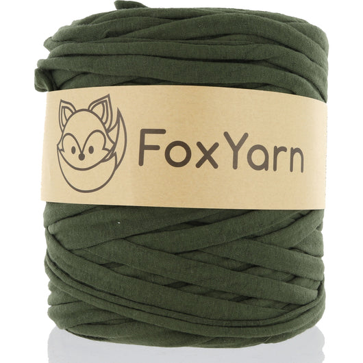 T-Shirt Yarn - Hunter Green