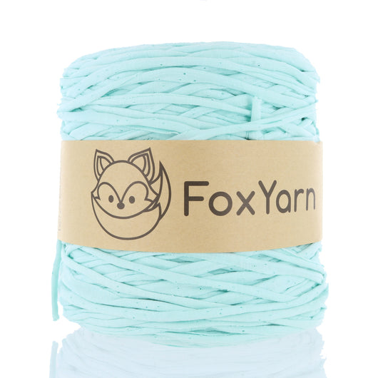 T-Shirt Yarn - Ice Blue