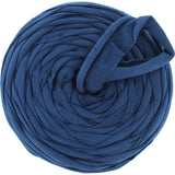 T-Shirt Yarn - Poseidon Blue
