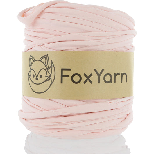 T-Shirt Yarn - Pale Pink