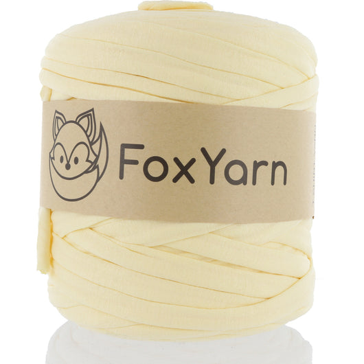 T-Shirt Yarn - Cream