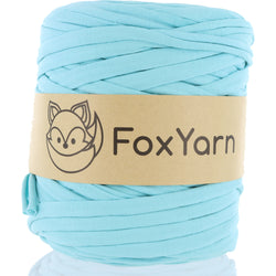 T-Shirt Yarn - Tiffany Blue
