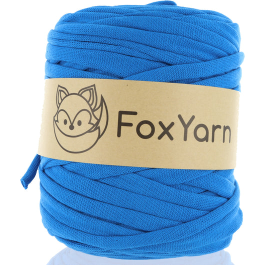 T-Shirt Yarn - Egyptian Blue